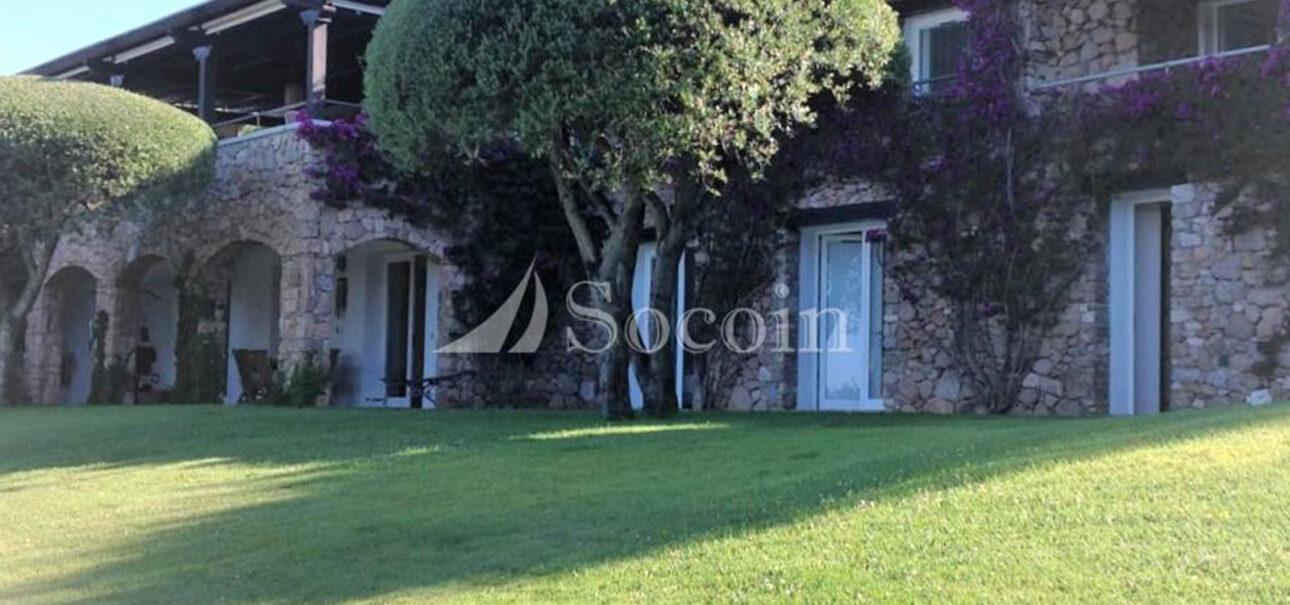 Villa in affitto a Porto Rotondo vista mare