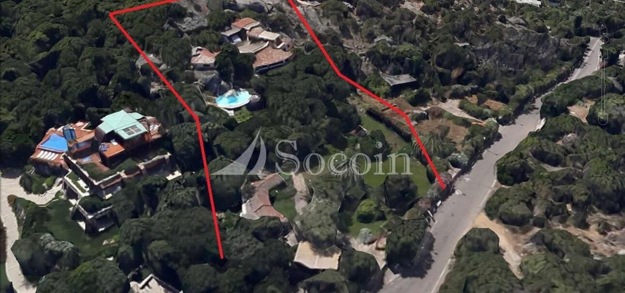 Villa in vendita a Porto Rotondo in centro vista mare