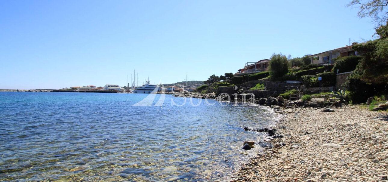 Quadrilocale in affitto a Porto Rotondo con accesso al mare